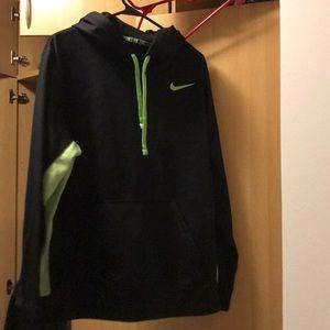 Nike men's large therma fit hoodie